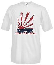 T-Shirt Movie J677 Tora! Tora! Tora! Sol levante War japanese Pearl Harbor