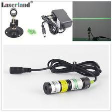 532nm Green Line Generator  Alignment Diode Laser Module10mW 20mW 30mW 50mW