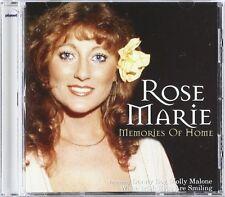 Rose Marie - Memories of Home.NEW CD