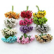 Decoration Stamen Flower Wire Pearl Berry Artificial Flowers Wedding Decor