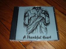 GEORGE E DARBY (A Thankful Heart) Fresh Faith Gospel CD