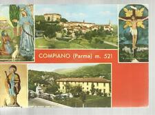 VECCHIA CARTOLINA DI COMPIANO PARMA