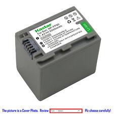 Kastar Battery Super Charger for Sony NP-FP90 FP91 & Sony DCR-DVD305 DCR-DVD403