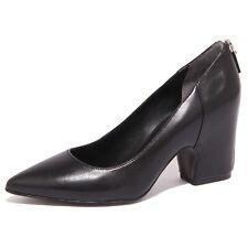8750P décolleté WHAT FOR nero scarpa donna shoe woman