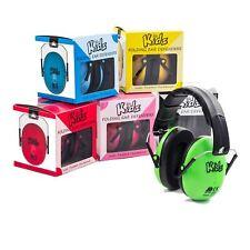 EDZ Kidz Toddler/Kids/Child/Children's Ear Defenders/Protectors