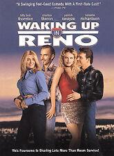 Waking Up in Reno DVD * Charlize Theron * Billy Bob Thornton * Patrick Swayze