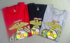 NEW USMC Vietnam  T-Shirt - Black, Gray or Red - Haines Cotton   M-2XL