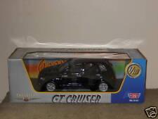 MOTORMAX CHRYSLER GT CRUISER DIECAST BLACK 1/18