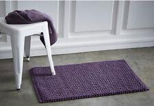 Today Premium Basket Weave Mat Rug 50 x 80 cm Polyester & Cotton Soft