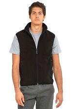 Outerwear Men's Polar Fleece Vest Sleeveless - Authentic - Comfortable- Jacket