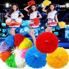 Decorator Cheerleader pompoms Club Sport Supplies Cheerleading Cheering Ball