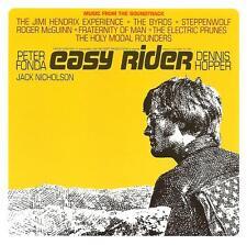 EASY RIDER (MUSIQUE DE FILM) - ROGER McGUINN - STEPPENWOLF - THE BYRDS (CD)