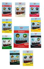 Frozen Fish Food-10 X 100g packs-Brineshrimp , Daph etc