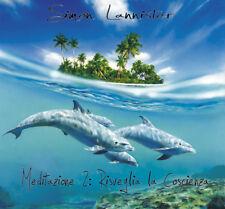 MEDITAZIONE CD Risveglia la coscienza AUDIO LIBRO corso rilassamento relax anima