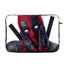 Deadpool Face Laptop Case Sleeve Bag Tablet Ultrabook Chromebook Sleeve Gift