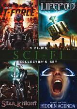 T-Force / Lifepod / Star Knight / Hidden Agenda BRAND NEW SEALED DVD