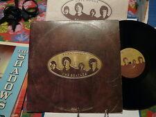 THE BEATLES Love songs SKBL 11711 Pochette simili cuir lettrage doré label photo