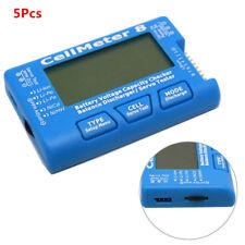 CellMeter 8 Digital LCD Display Screen Battery Checker For Lipo NiMH batteries