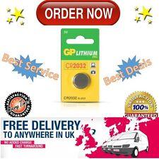 GP 2032 3V PILE AL LITIO CR2032 DL2032 batteria-acquistare più pagare di meno!
