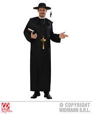 Sacerdote Traje Vestimenta pfarrer incl. GRAN CRUZ , talla M y L