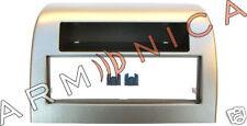MASCHERINA adattatore Radio  Lancia Y  2° serie SILVER