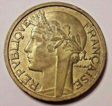 2 Francs 1922 <<==>> 1939 France KM# 877 KM# 886 FRANCE