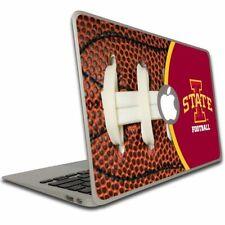 Iowa State University Football MacBook Skin FREE SHIPPING