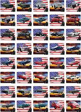 Mousepad con Motivo: Chevrolet Modelli US Car Tappetino Mouse Poggiamano Teil 1