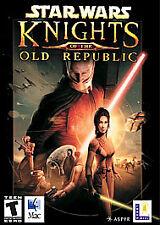 Star Wars: Knights of the Old Republic  - Mac