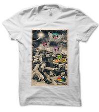 Tee Shirt Homme Isn't Real DJ Fun DeeJay Hollywood Misaturne Los Angeles Music