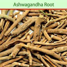 Ashwagandha Roots Withania Somnifera Indian Ginseng Raw & Whole Herbs FREESHIP