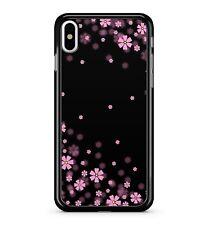 rose floraison motif fleurs artistique nature floral 2D étui de téléphone