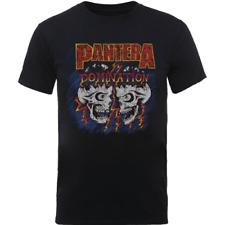 Pantera Domination M, L, XL, 2XL Black T-Shirt