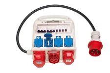 Stromverteiler CEE Adapter Baustromverteiler Kraftstrom Starkstrom Verteiler