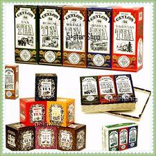 Pure Ceylon Black Tea - Mlesna Assorted Tea Collection - Free Shipping .