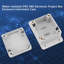 Étanche IP65 ABS Boîtier Jonction Electronique Boîte de Projet Câblage