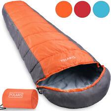 Schlafsack Polaris 210x75cm Mumienschlafsack -7°C Deckenschlafsack Zelt Camping