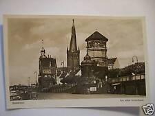 AK Düsseldorf le vieux schloßturm