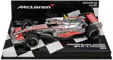 Minichamps McLaren Mercedes MP4-23 2008 - Heikki Kovalainen 1/43 Scale