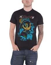 Motley Crue T Shirt Feelgood Graveyard Vintage logo new Official Mens Black