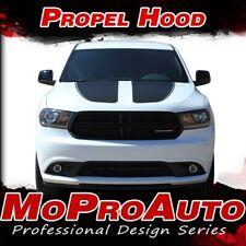 2011-2019 Dodge Durango PROPEL HOOD Split Hood Stripes Decals Vinyl Graphics Kit
