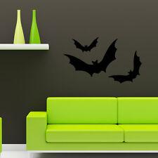 Fledermaus Wandtattoo Halloween Bats Sunnywall Aufkleber +46+