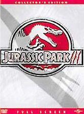 Jurassic Park III (DVD, 2001)