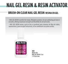 Mia Secret Brush-on Clear Nail Gel Resin 14g (323) - CHOOSE QUANTITY