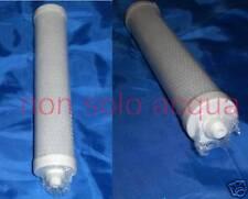 FILTRO carbon block in line,OSMOSI, purificatore ACQUA,depuratore acqua,ricambio
