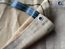 Rete occhiellata ombreggiante frangisole total beige 2598BG Arrigoni - in ITALIA