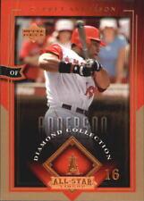 2004 UD Diamond All-Star Baseball Card Pick