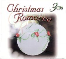 Christmas Romance 3CD Classic Carols Favorites AVE MARIA WE THREE KINGS JINGLE