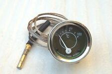 Antique Fiat Topolino Water / Coolant Temperature Gauge