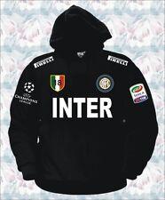 FELPA INTER CHAMPIONS LEAGUE t-shirt maglietta maglia polo calcio serie A tim